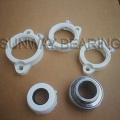 Thermoplastic bearing units of FD204