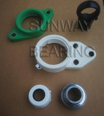 UCFB205 of thermoplastic bearing units  (Hot Product - 1*)