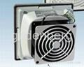 L系列电气柜百叶窗式散热过滤器组