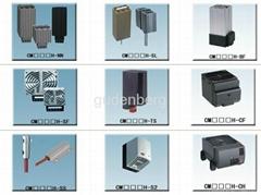 H系列電氣控制櫃內加熱器乾燥器