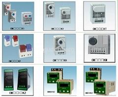 K系列电气柜温度湿度控制器