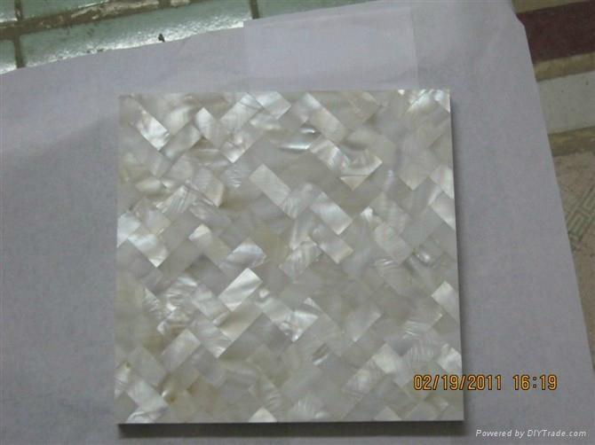 貝殼裝飾板 1