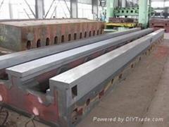 大型龙门立车机床铸件