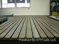 铸铁T型槽铆焊平台
