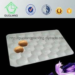 China Made 29x49cm PP Tray Kiwi Packaging