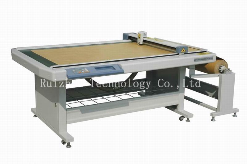 Garment Paper Pattern Cutting Plotter - RZCAM-S1509AF