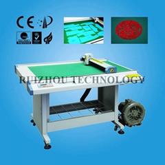 Flatbed Paper Pattern Cutting Machine