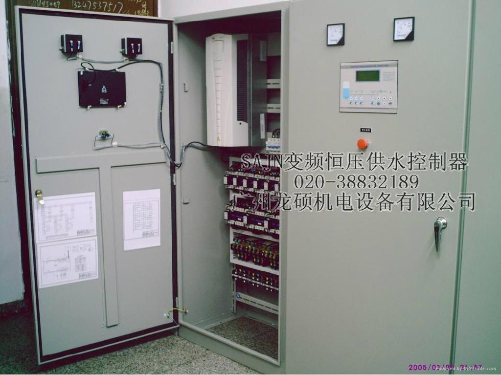 CPW200变频恒压供水控制器一体式 2