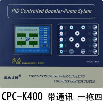 CPW400变频恒压供水控制器触摸屏 一体式 1