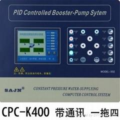 CPW400变频恒压供水控制器触摸屏 一体式
