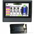 CPW400变频恒压供水控制器触摸屏 一体式 4