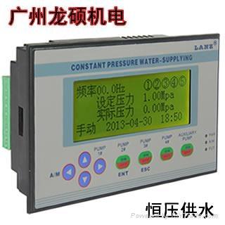 變頻恆壓供水觸摸屏7寸分體式控制器 3