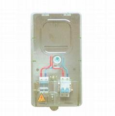 供應透明插卡電表箱