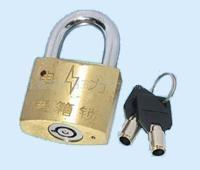 35梅花銅制電力表箱鎖