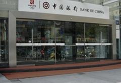 杭州玻璃自動移動門