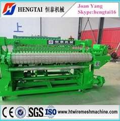 Automatic Wire Mesh Weld