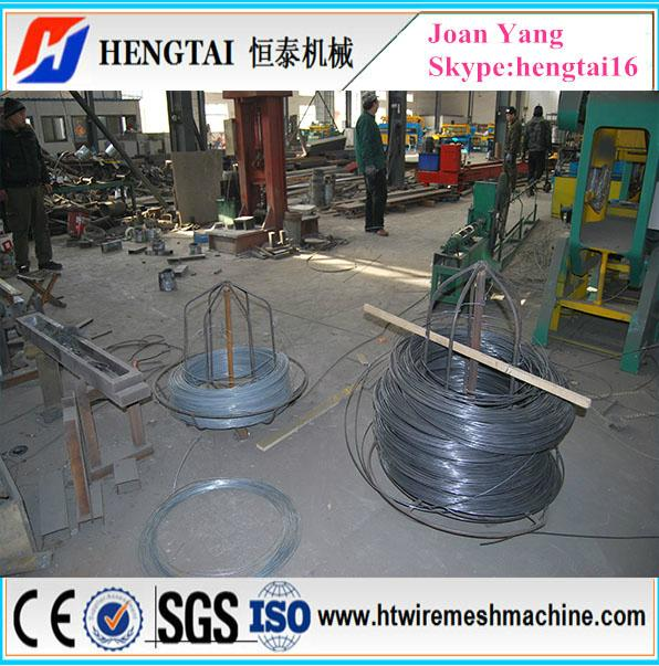 Automatic Razor Barbed Wire Making Machine 4