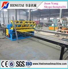 Numerical Control Welding Wire Mesh Fence Machine
