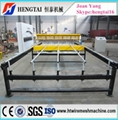 PLC Control Welded Wire Mesh Fence Panel