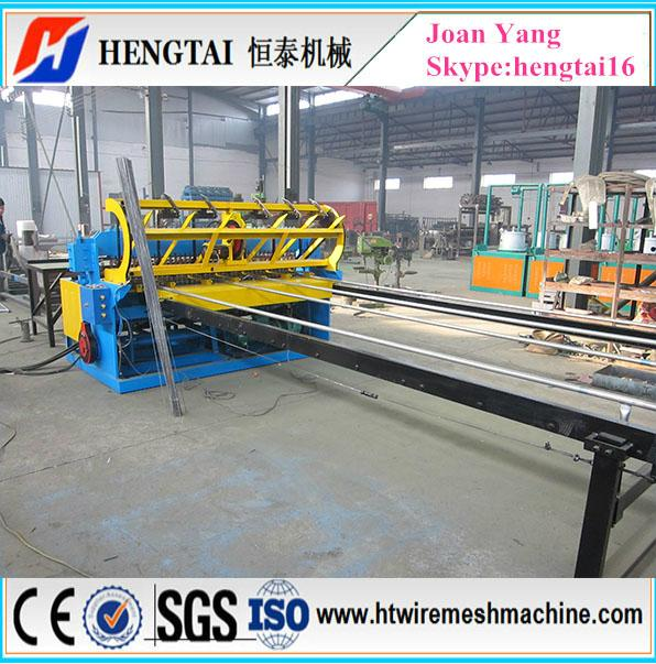 Poultry Cage Wire Mesh Welding Machine 3