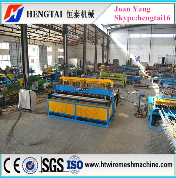 Poultry Cage Wire Mesh Welding Machine 2