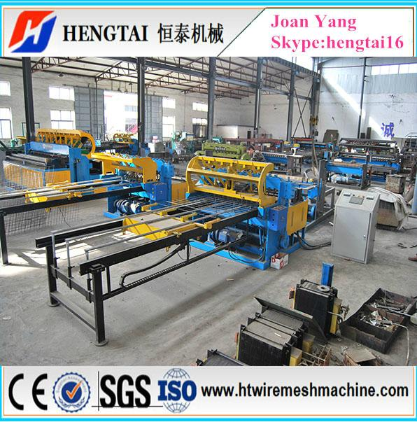 Poultry Cage Wire Mesh Welding Machine 5