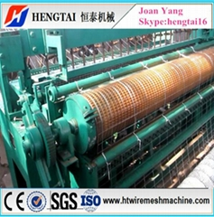 Full Automatic Holland Mesh Welded Wire Machine