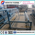 Single Wire Feeding Chain Link Fencing