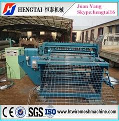 Bird Dog Chicken Breeding Cage Wire Mesh Welding Machine