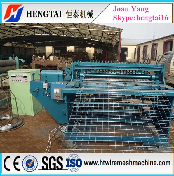 Bird Dog Chicken Breeding Cage Wire Mesh Welding Machine 5