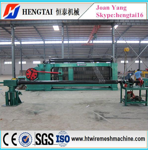 Gabion Hexagonal Mesh Stone Cage Wire Net Machine 3