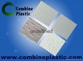 10mm PVC foam board for 3D leather carved wall panel 1