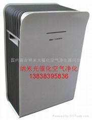 康銳牌KRF300納米光催化空氣淨化器