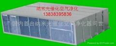 中央空調光催化氧化空氣消毒淨化裝置