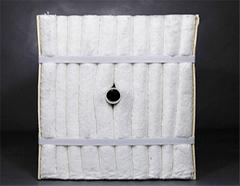 锻造加热炉用含锆型陶瓷纤维模块