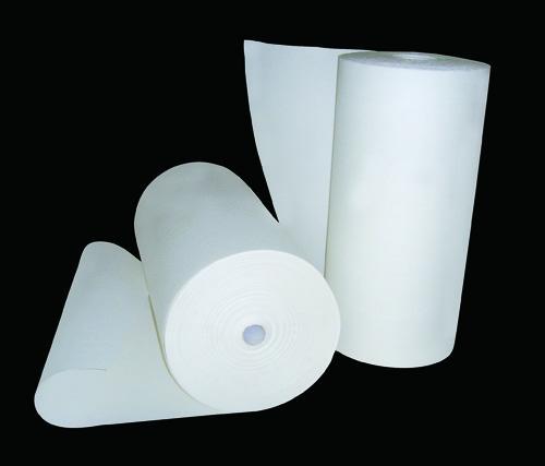 陶瓷纤维耐火吸音消声纸  5