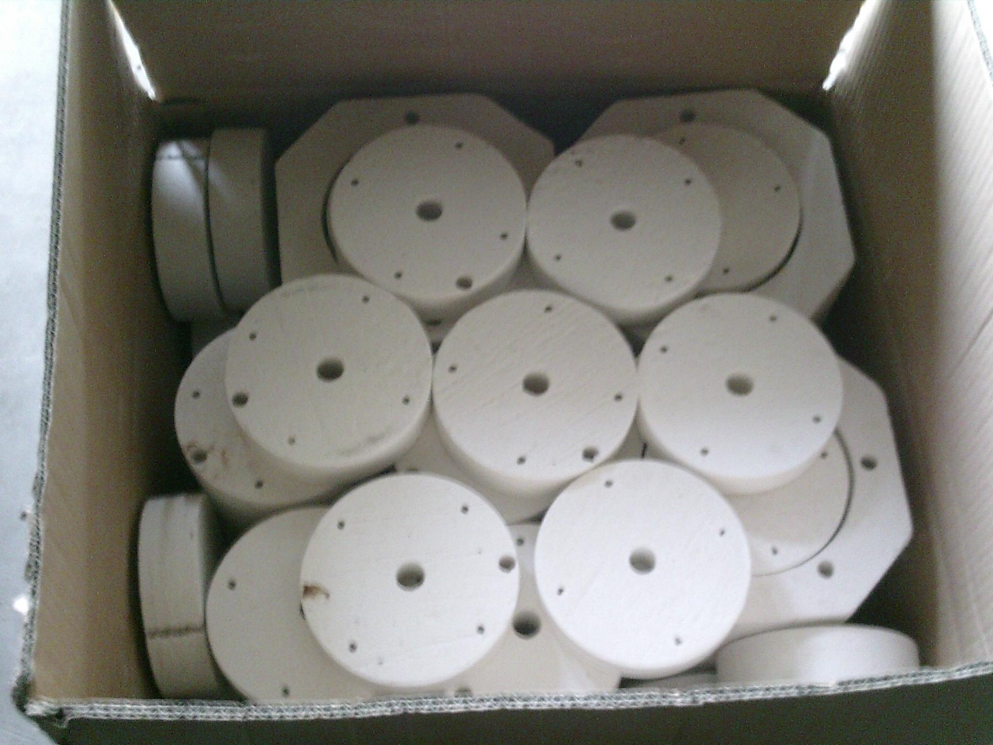 耐火陶瓷纤维异型件  陶瓷纤维异形件 4