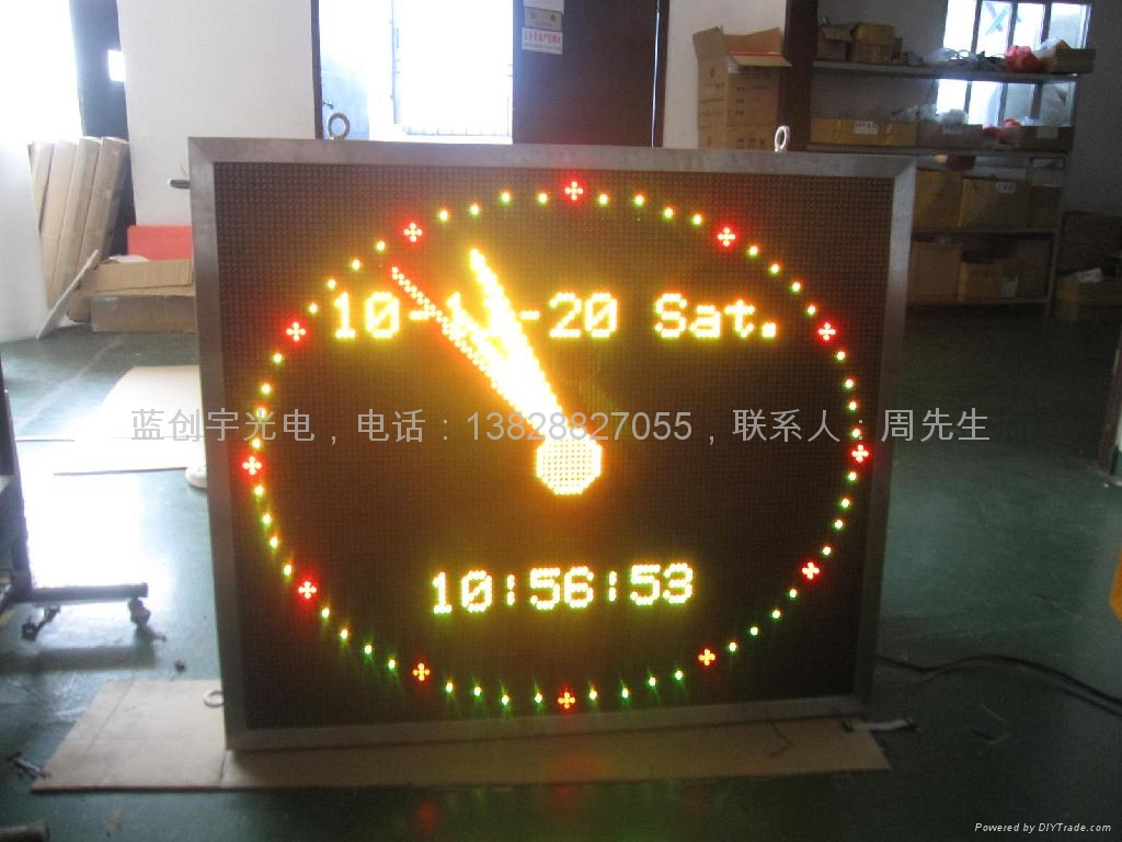 Led outdoor display 1