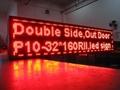 LED 兩面顯示屏