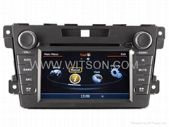 WITSON Car DVD Player With GPS For MAZDA CX-7 (2007-2010)