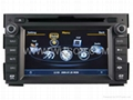 WITSON Car DVD Player With GPS For KIA VENGA