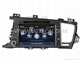 WITSON Car DVD Player With GPS For KIA K5/OPTIMA (2011-2012)