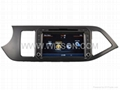 WITSON Car DVD Player With GPS for KIA MORNING/PICATO