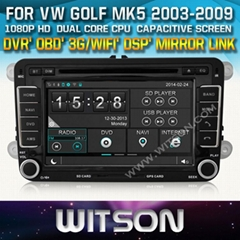 WITSON Car DVD Player Wi