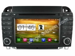 WITSON Android 4.4 Car DVD Player With GPS for MERCEDES-BENZ S CLASS (W2-M220)