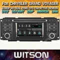 WITSON Car DVD Player With GPS For CHRYSLER GRAND VOYAGER W2-E8836C
