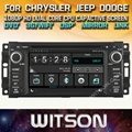 WITSON Car DVD Player With GPS For
