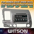 WITSON Car DVD Player With GPS for HONDA