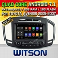 WITSON Android 7.1 Car DVD Player With