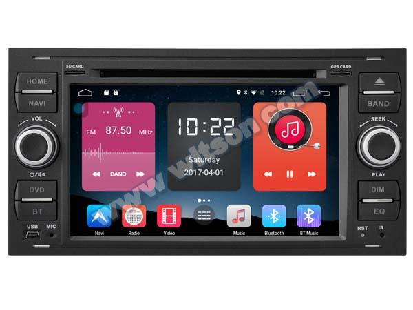 Android 6.0 Car DVD Player With GPS for FORD FOCUS (K7488B) 3